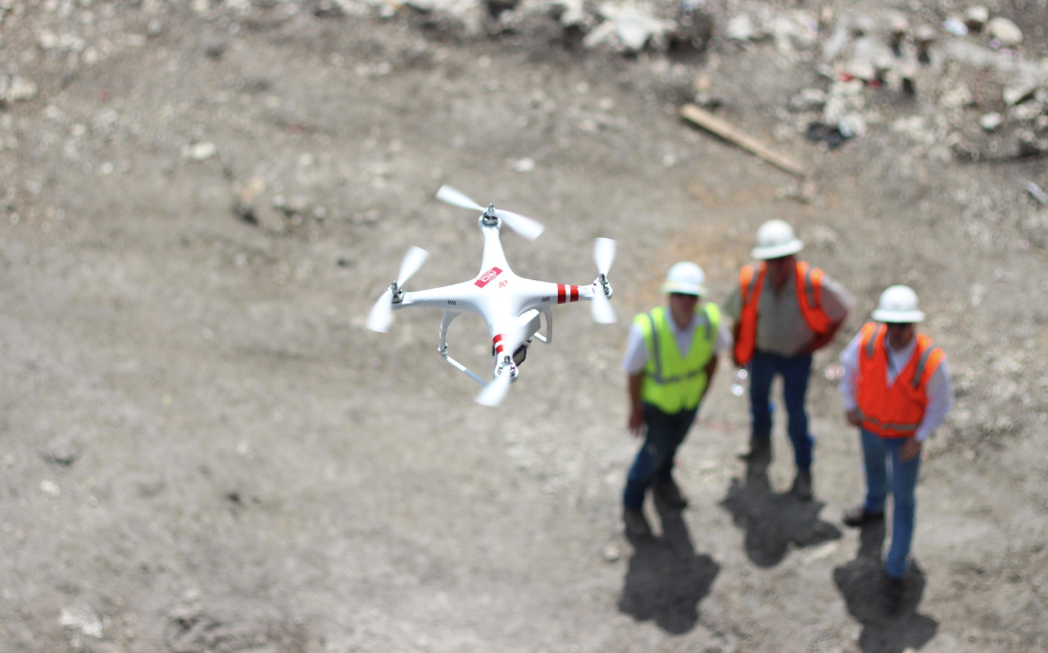 How Drones Are Transforming Commercial Industry