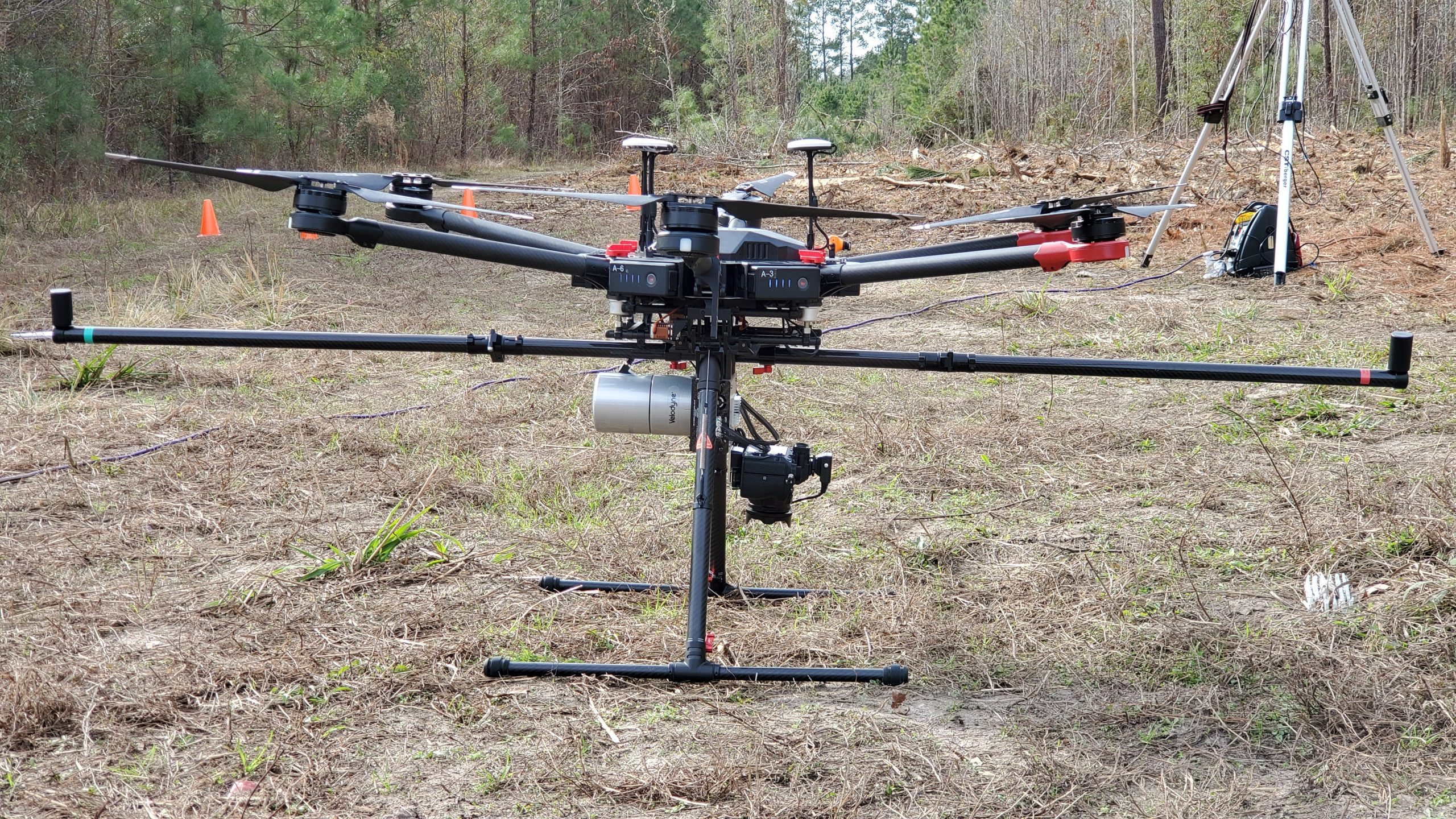 Aerial LiDAR and Drones Are Preparing DOT for the Future…Today
